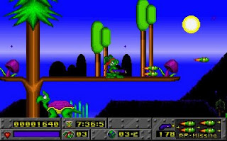 SCreenshot jazz jackrabbit 3 PC Game