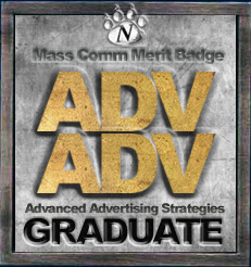 AdvAdv Badge