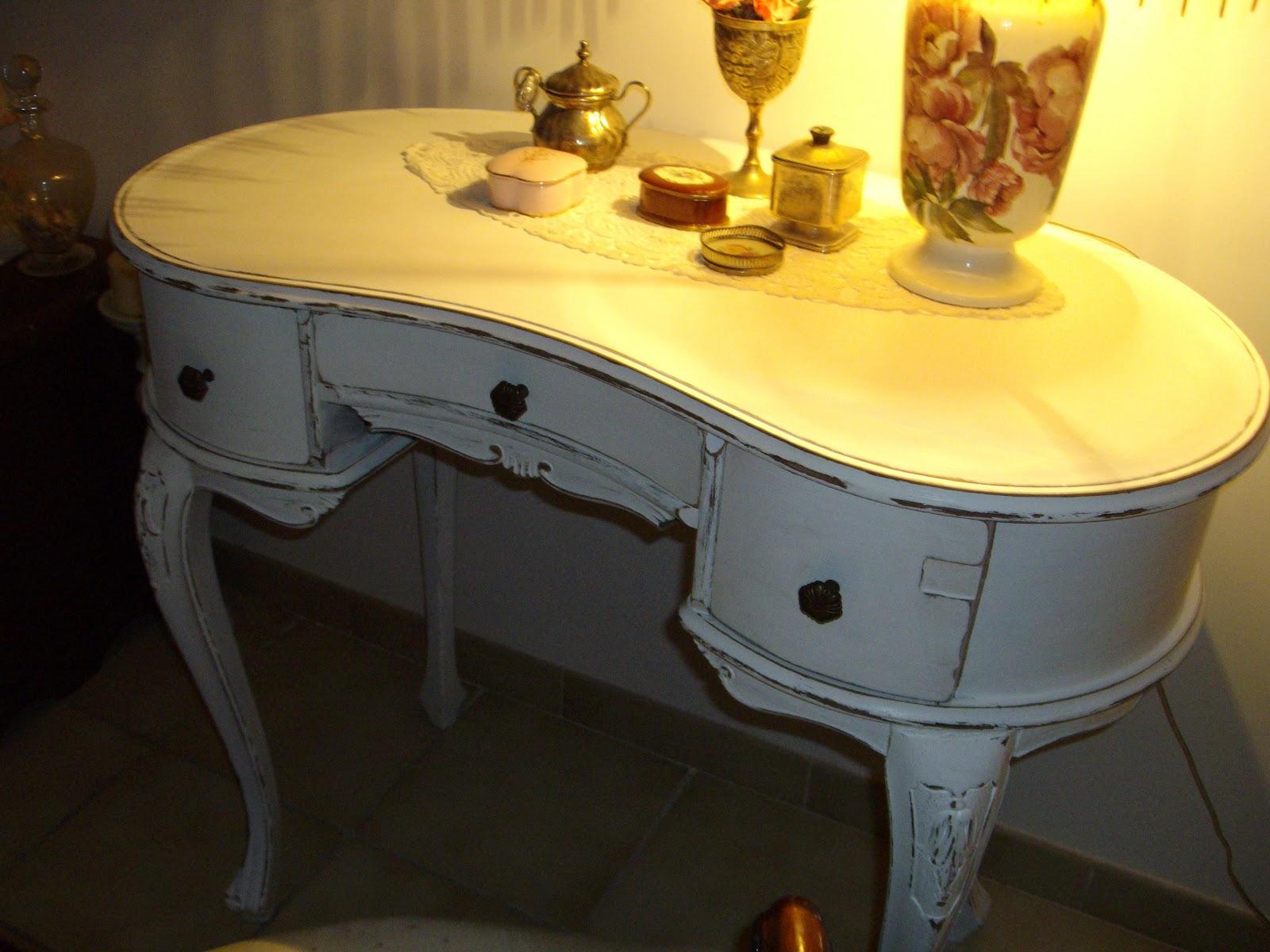 Re chic le dressing table shabby chic toletta da camera - Toletta da camera ...