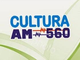 Rádio Cultura AM de Guarapuava PR ao vivo
