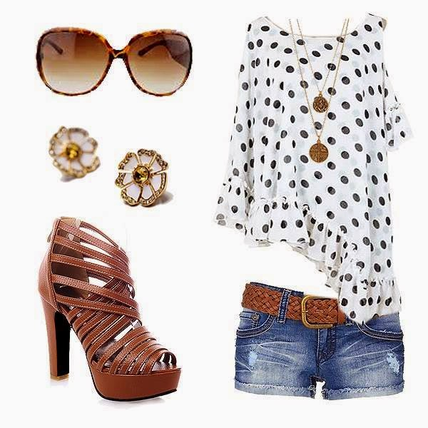 Latest Summer Outfits Ideas #16.