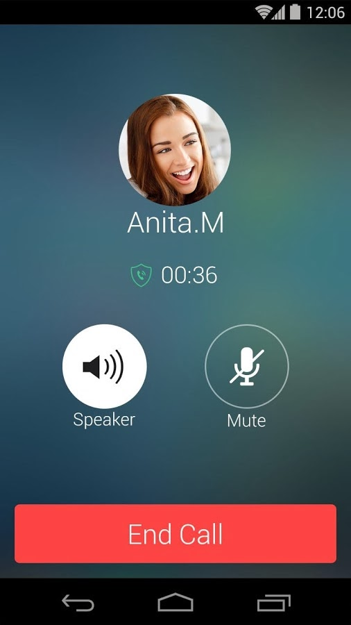 Free voice call from facebook