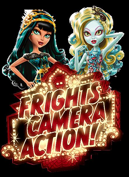 Sustos, cámara y ¡acción!