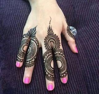 Simple Full Back Hand Easy Stylish Mehndi Design 2016 Mehndi