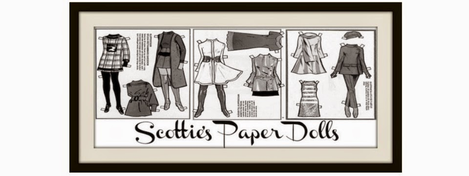 Scottie's Paper Dolls