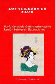 Soy el ilustrador de este libro de haiku y senryo de Consuelo Giner