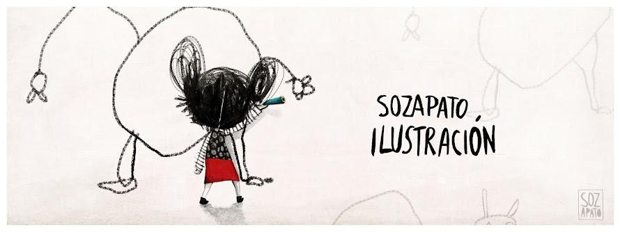 SoZapato -  Ilustradora