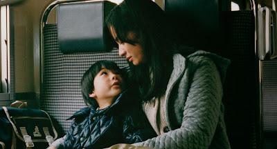 Keita Ninomiya (Keita) y Machiko Ono (Midorino)