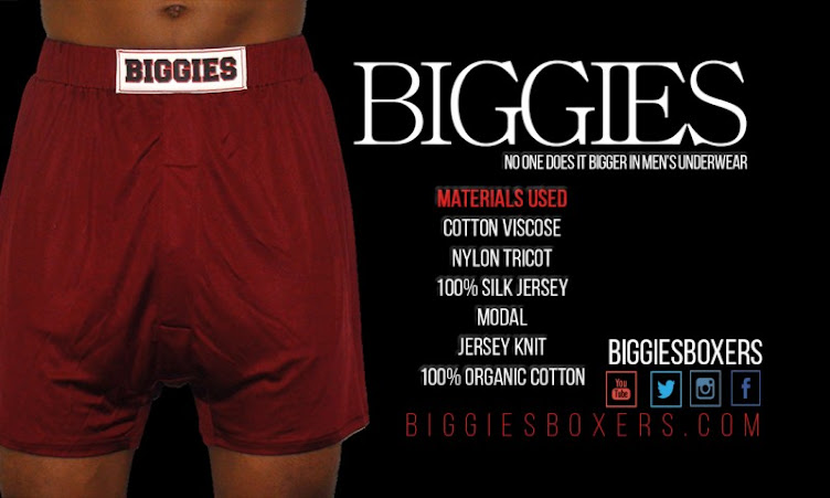 Biggies Boxers