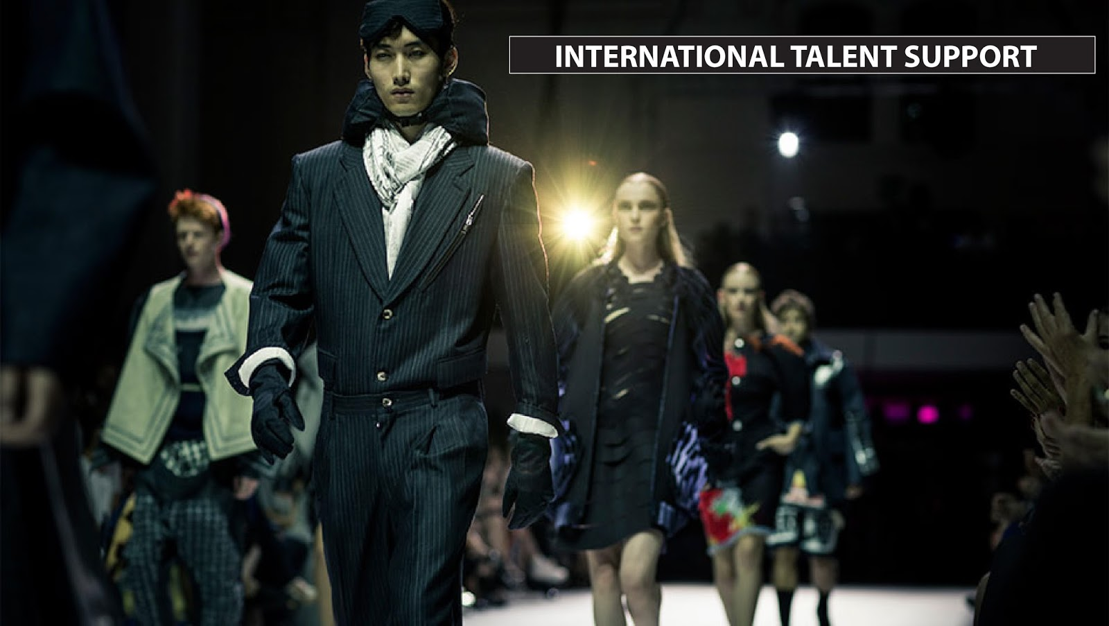 International fashion design competition 99