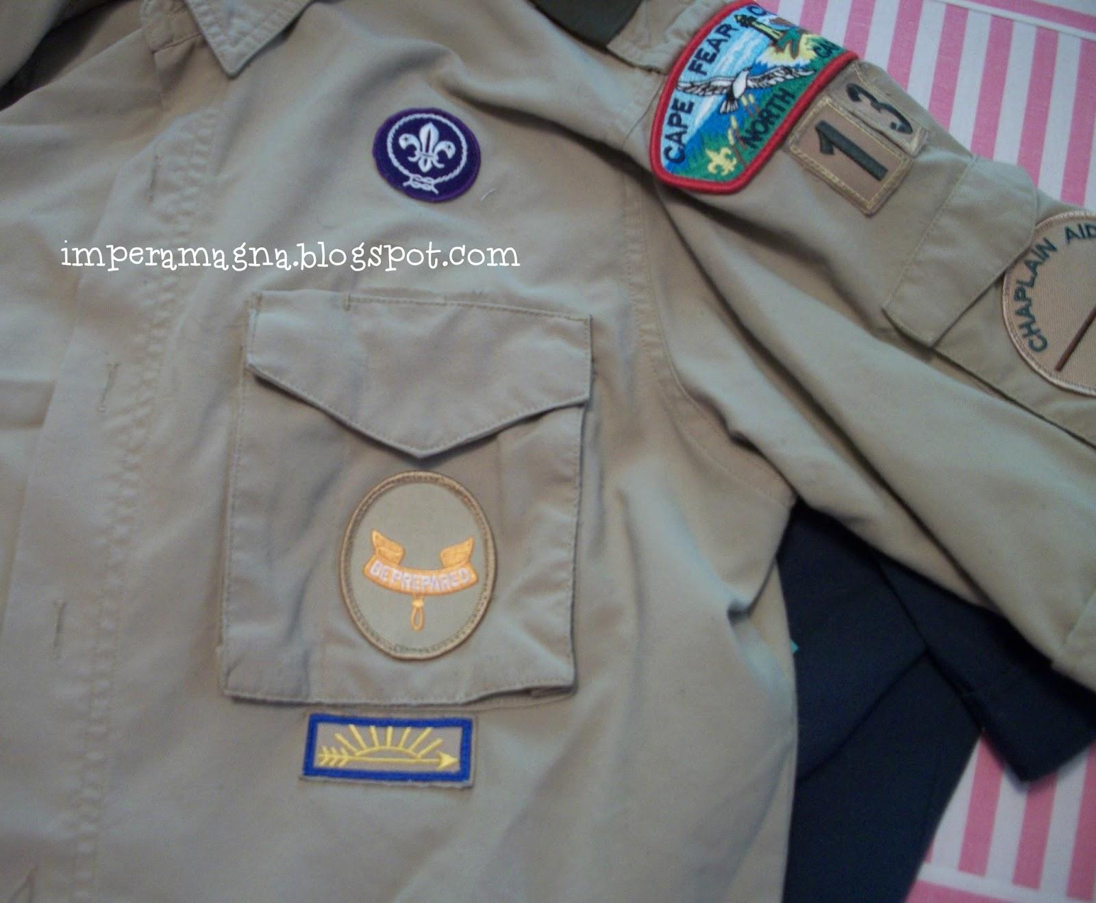 C CUB SCOUT INSIGNIA s C - Boy Scouts of America