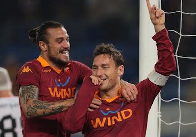Roma-Palermo 4-1 highlights