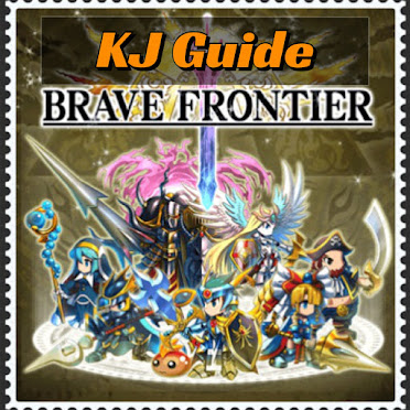 Brave Frontier Global Guide  Frontier Guide