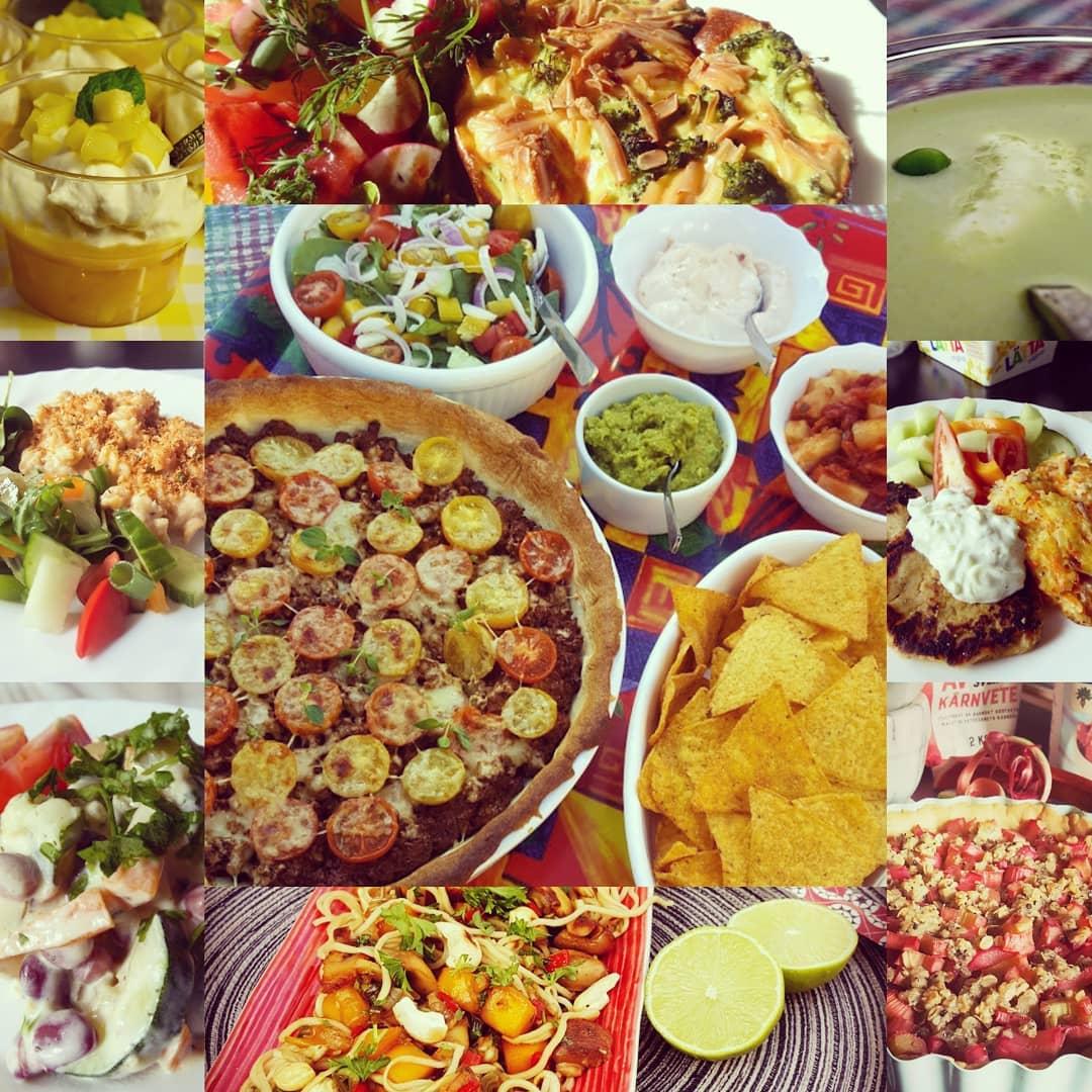 Vegetarisk vecka 1