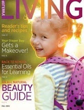 Fall 2012 doTERRA magazine
