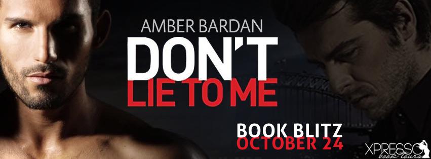Don't Lie To Me Book Blitz