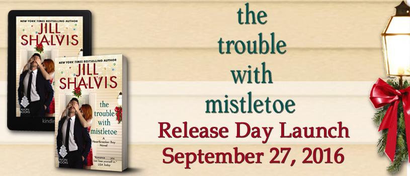 Mistletoe Release Day Blitz