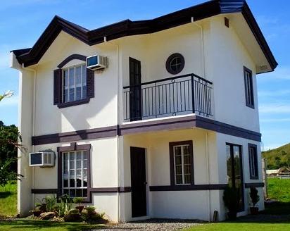 contoh model rumah minimalis terbaru 2 lantai type 36 terbaru