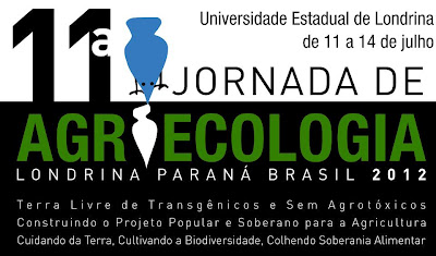 11ª Jornada de Agroecologia