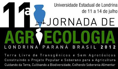 11ª Jornada de Agroecologia