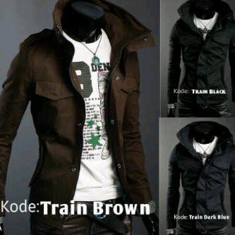 New Train Korean Jacket