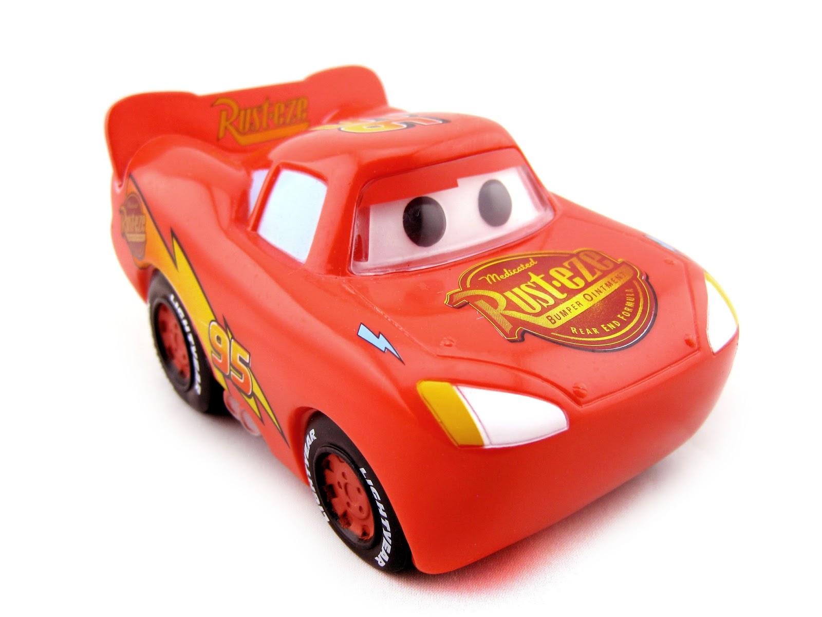 Dan the Pixar Fan: Cars: Funko POP