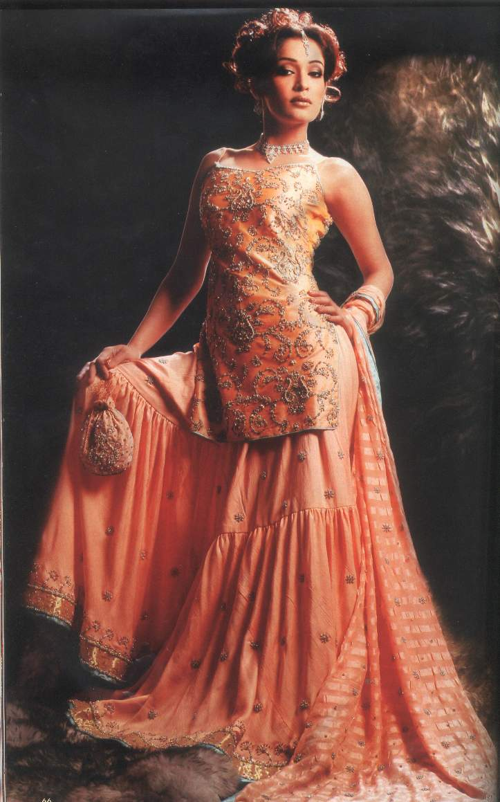Pakistani Wedding Dresses 2012 2013