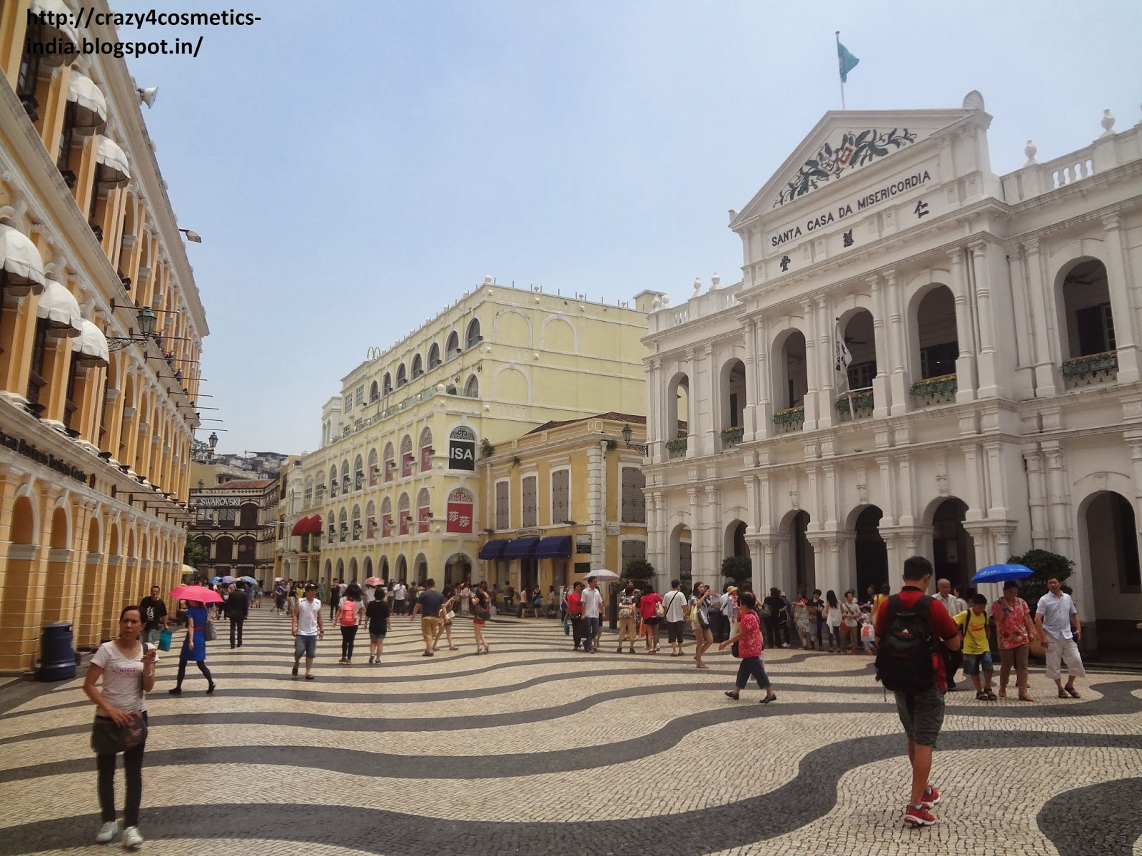Senado square shopping