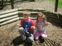 Malachi And Lydia Enjoy Pretending Baby Eagles In