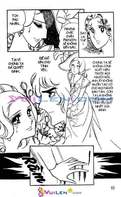 Hoa Hồng Véc-Xây Chapter 5 - Trang 92