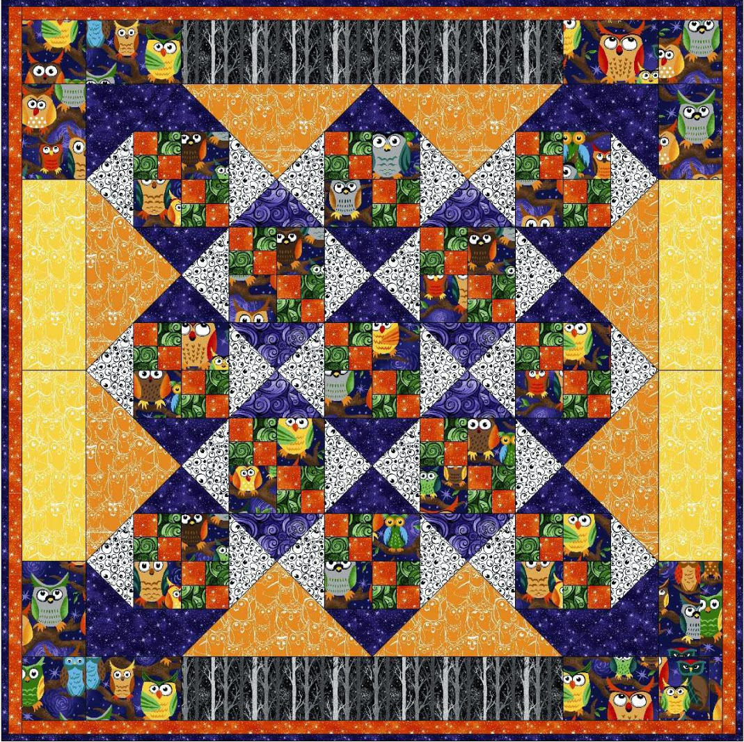 Inspired By Fabric Friday Faves 6 Animal Quilts