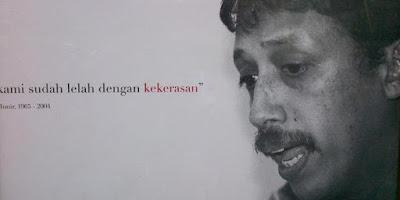 Kasus Pembunuhan Aktivis HAM Munir