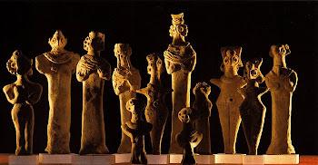 Los dioses en Oriente Medio