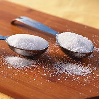 ملح سكر السموم البيضاء salt sugar