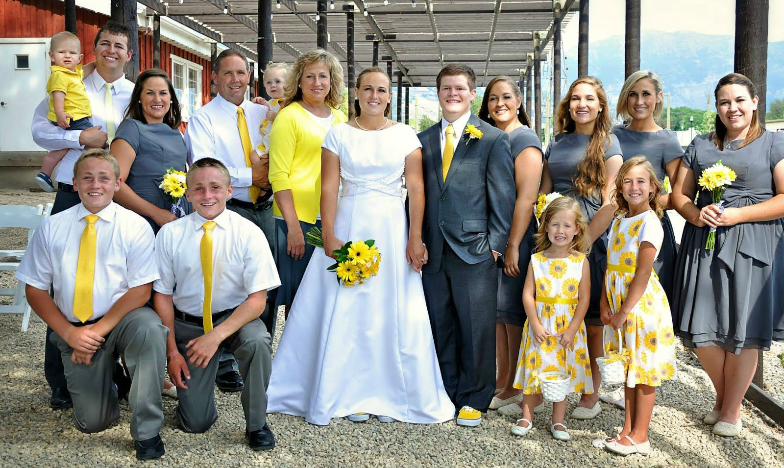 Brenden and Sierra's Wedding