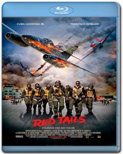 Filme Esquadrão Red Tails
