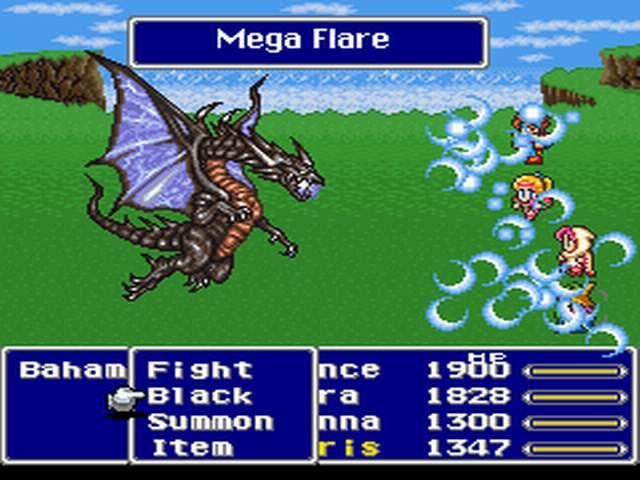 Final Fantasy - Parte 2: El éxito llega de la mano del Super Nintendo