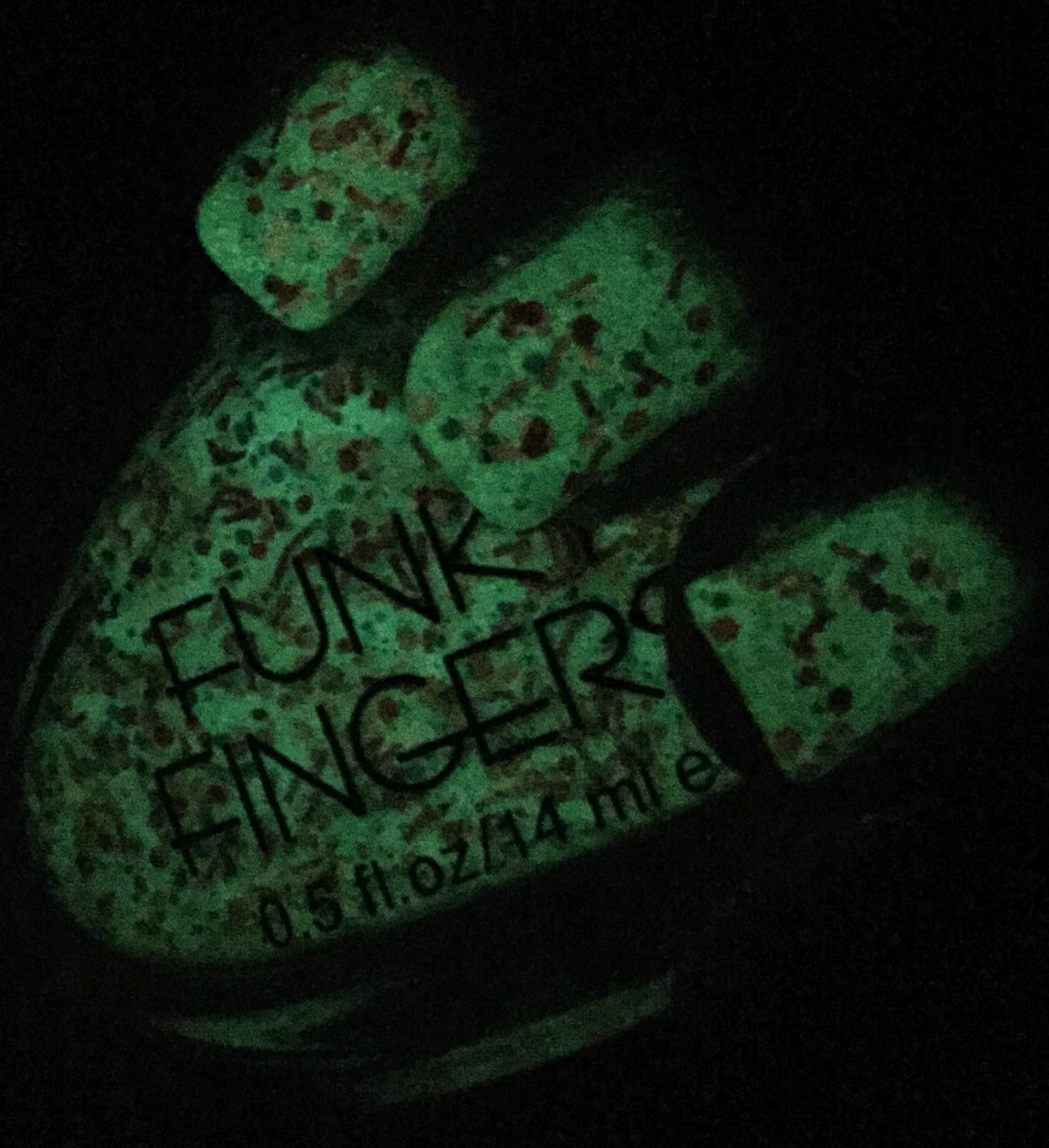 Funky Fingers Dia De Muertos