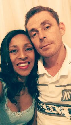 João Marcos e Dinha Marques