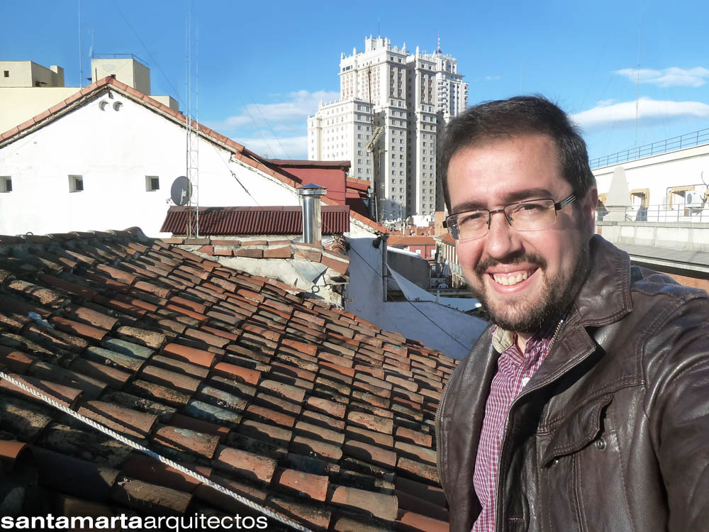 Santamarta arquitectos rehabilitaci n de cubiertas - Marta gonzalez arquitecto ...