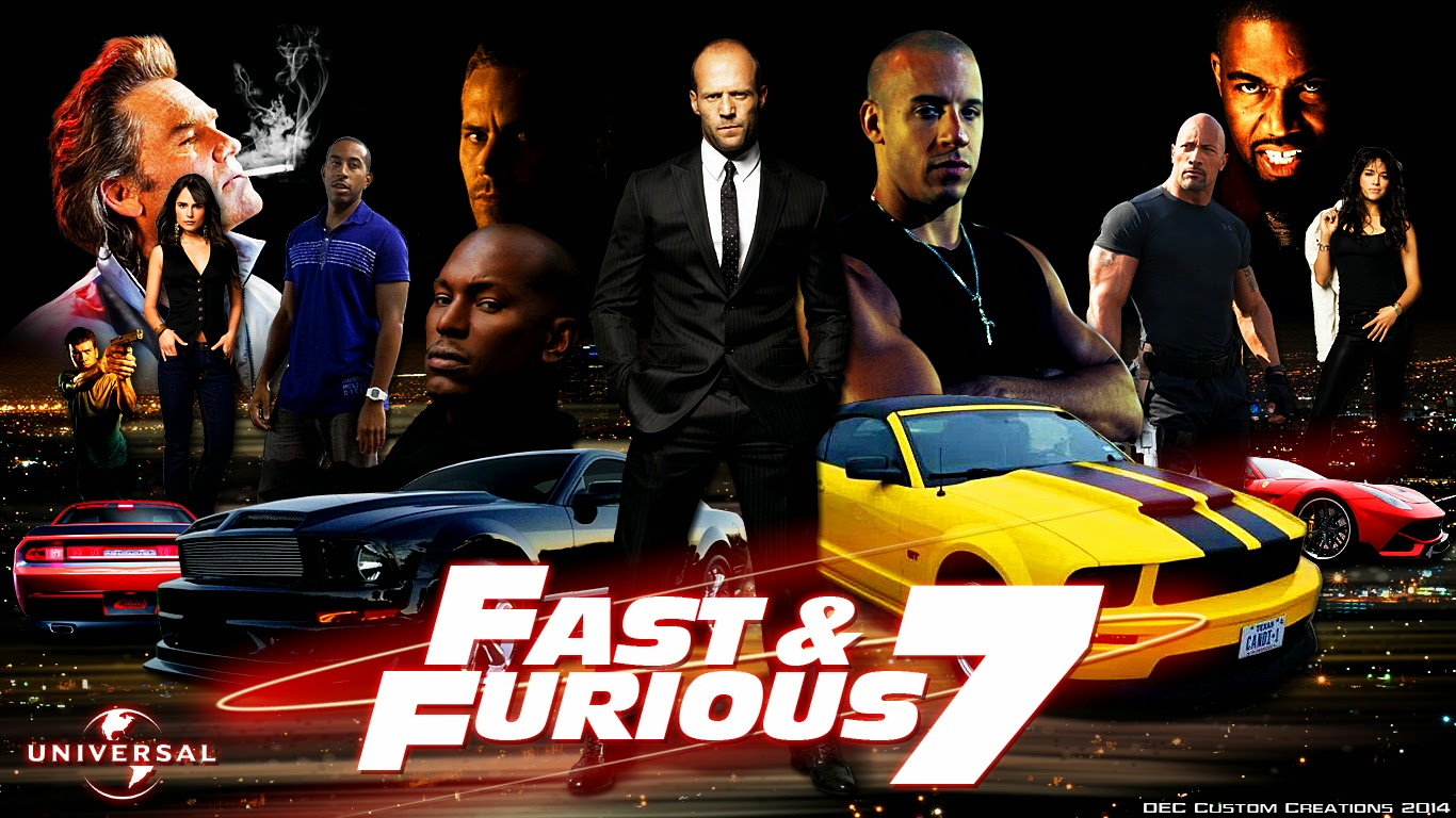 Box Office Collection of Fast and Furious 7 With Budget and Hit or Flop, bollywood movie latest update on koimoi, wikimedia