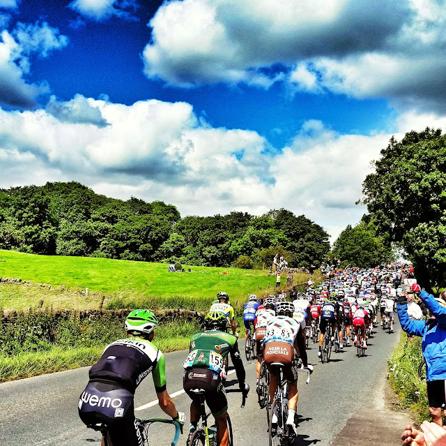 Tour de France Yorkshire Dales