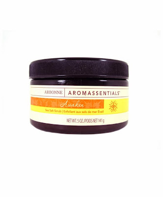 Arbonne Awaken Sea Salt Scrub