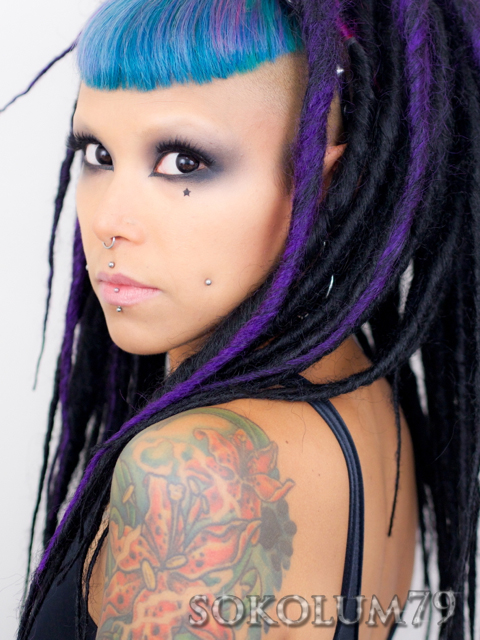 synthetic dreads dreadlock extensions