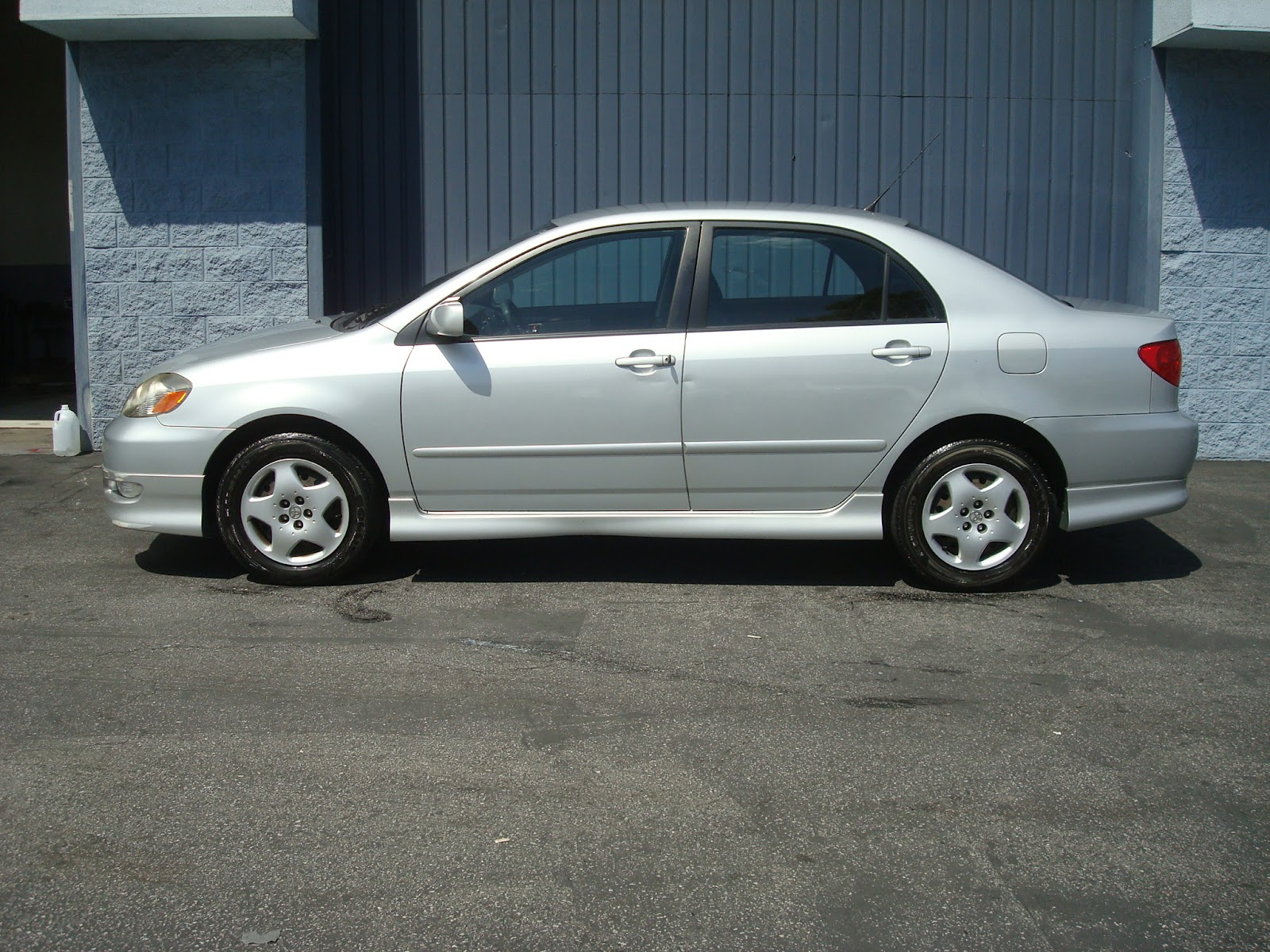 2006 toyota corolla s silver t tak auto service. Black Bedroom Furniture Sets. Home Design Ideas