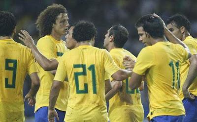 Egypt 0 - 2 Brazil (1)