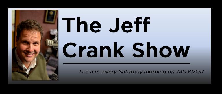 The Jeff Crank Show