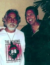 Tommy Chong with Ray Shasho