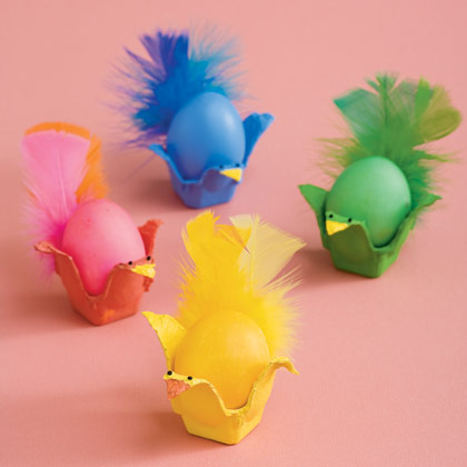 Craft Ideas  Cartons on Are Just A Few Of The Ideas For Easter Activity And Craft Decorations