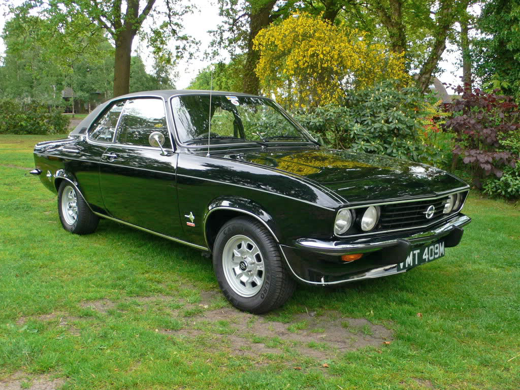 fab wheels digest f w d 1974 opel turbo manta. Black Bedroom Furniture Sets. Home Design Ideas